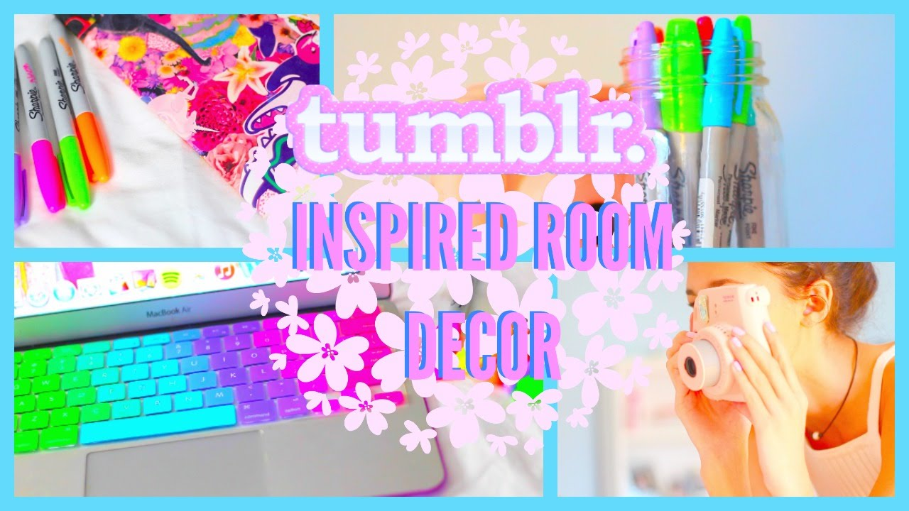 summer room decor tumblr inspired youtube