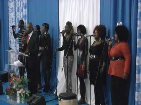 Gloire à l'Agneau - Les chantres