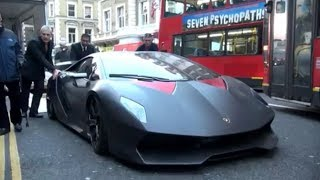 Lamborghini Sesto Elemento £2 3m Hypercar   First time in London Thumbnail