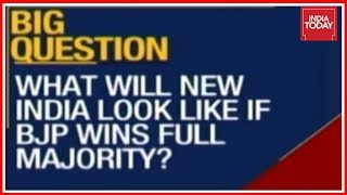 What Will New India Look Like If BJP Wins Majority?| Big Picture Debate With Rahul Kanwal