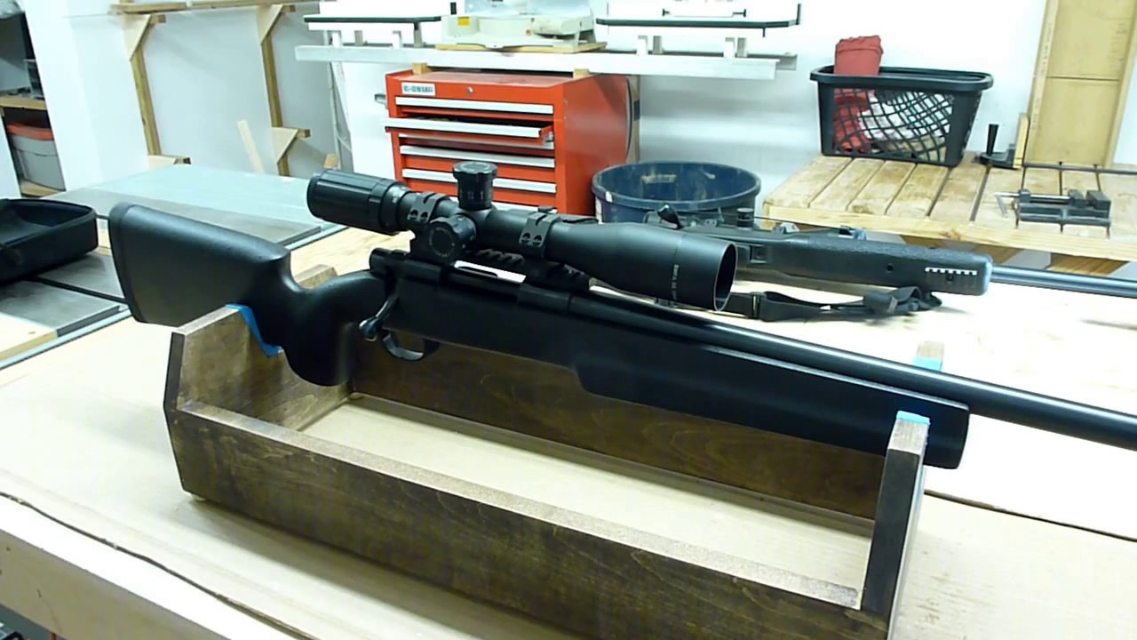 Howa 1500 0 223 with Bell and Carlson Stock and HACT Trigger Check