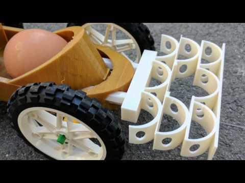 CO2-Powered Eggmobile