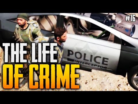 THE LIFE OF CRIME - Altis Life #16 - Roleplaying Server
