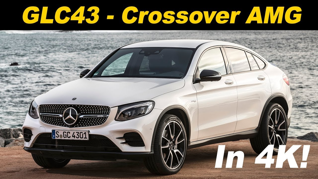 2018 Mercedes Benz Glc 43 Amg Coupe First Drive Review In 4k Uhd