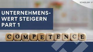 Frank M. Scheelen: Unternehmenswertsteigerung durch Kompetenzmanagement (LMF 2012) - Part 1