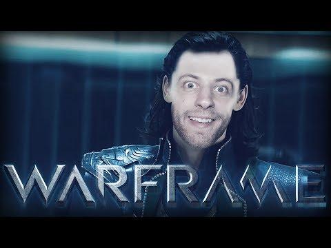 WARFRAME - We're Up All Night to get Loki! w/ Tivolt