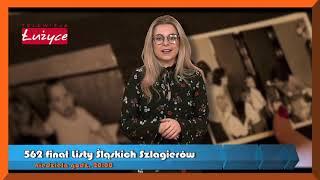 Michalina Strosta zaprasza na  562 finał Listy Ślaskich Szlagierów do telewizji  Łużyce