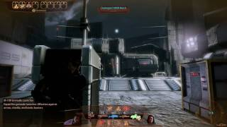 Mass Effect 2 PC Gameplay part 2 Max settings HD