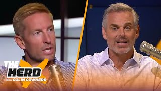 Should the Jets move off Sam Darnold for Trevor Lawrence? Talks SEC Football - Joel Klatt | THE HERD