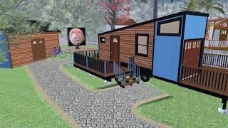 """PHOBOS"" RootCAD Tiny House Design"