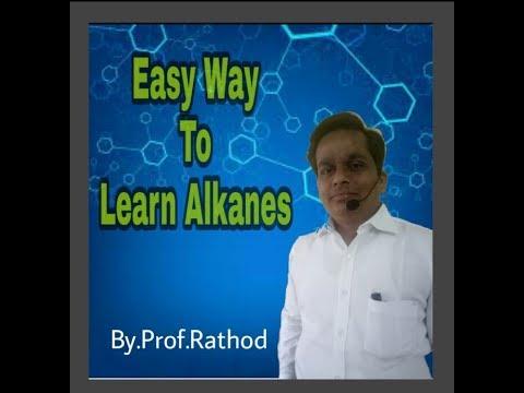 Alkane || Class 11 Chemistry | | CBSE | IIT-JEE || AIPMT