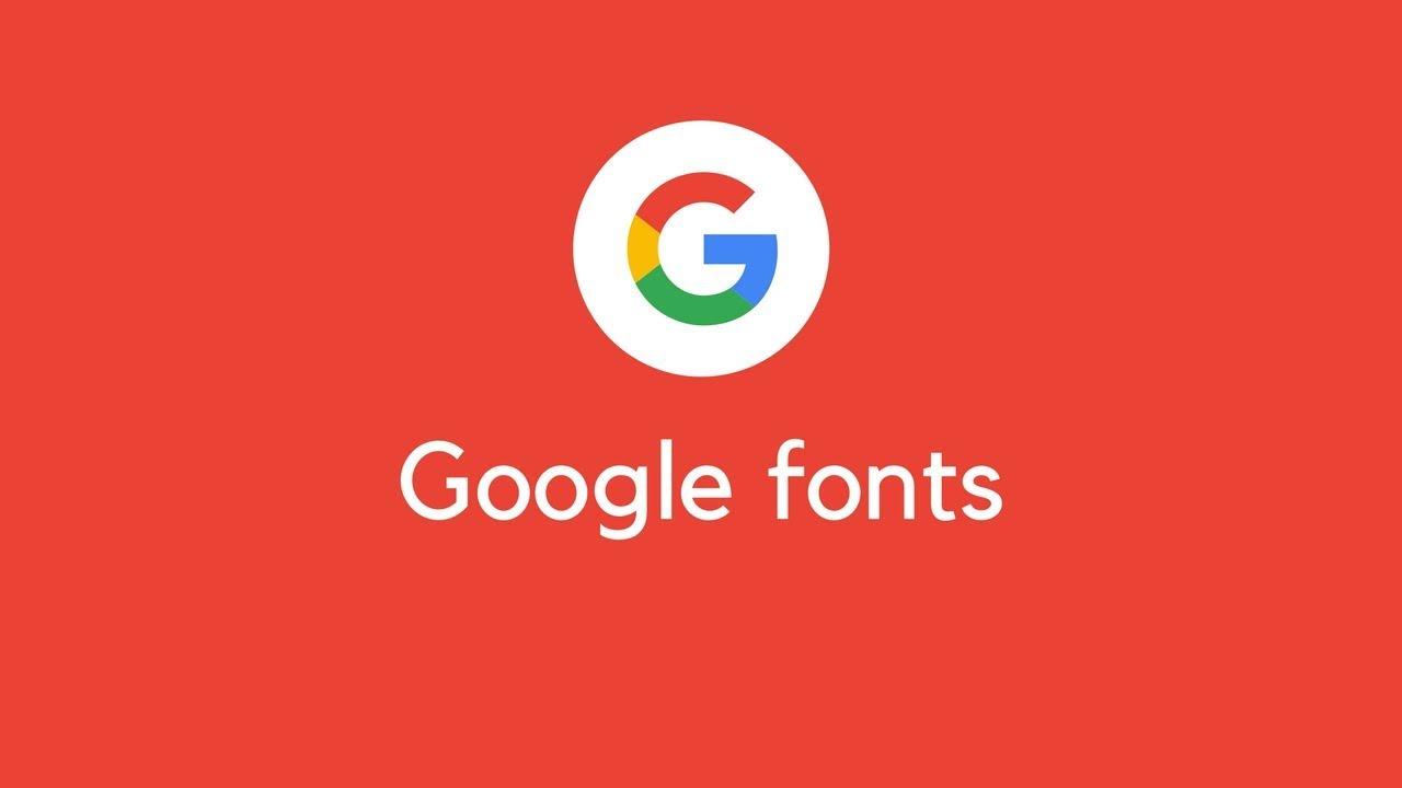 Google web fonts tutorial (link to google fonts) youtube.