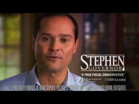John Stephen for Governor TV Commercial: Vote