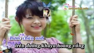 Karaoke Nhạc Sống Giả Vờ Yêu Remix Van thuong