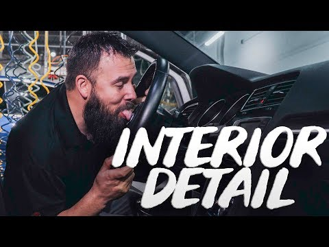 A Detailer's Secrets On Interior Detailing For Your Car.