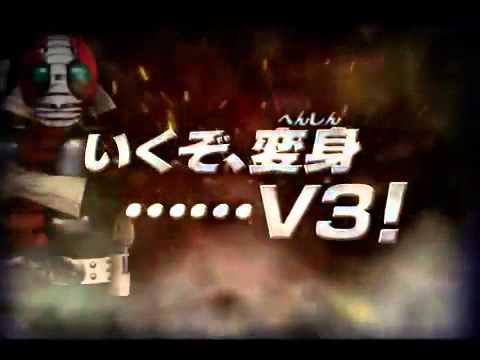 All Kamen Riders Generation PV
