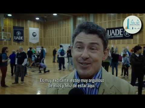 Buenos Aires Clinic 2015 | Powerchair Football Argentina