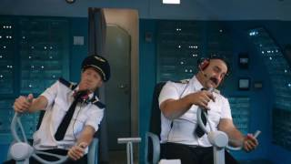 Пилот специально раскачивает самолёт | На Троих