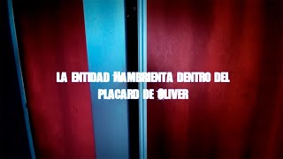 LA ENTIDAD HAMBRIENTA DENTRO DEL PLACARD DE OLIVER ~ By Dross
