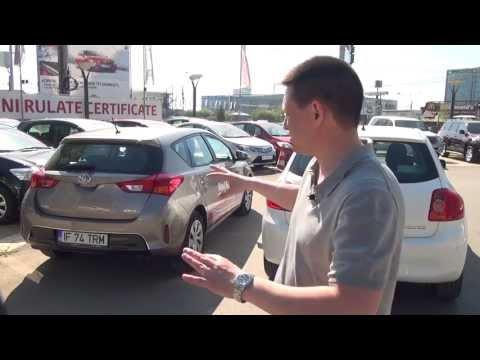 Toyota Auris 1.6 CVT 2013 www.buhnici.ro