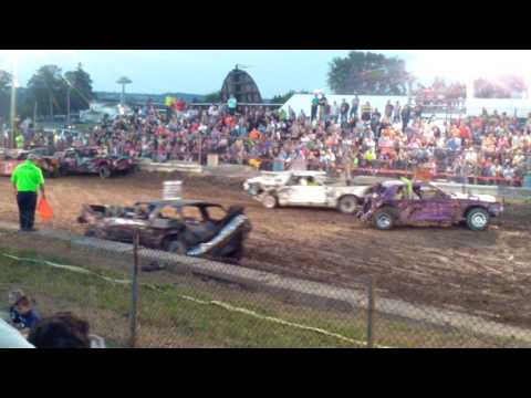 YATES COUNTY 2017: MODIFIED V8'S