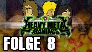 Heavy Metal Maniacs - Folge 8: Harter Stoff