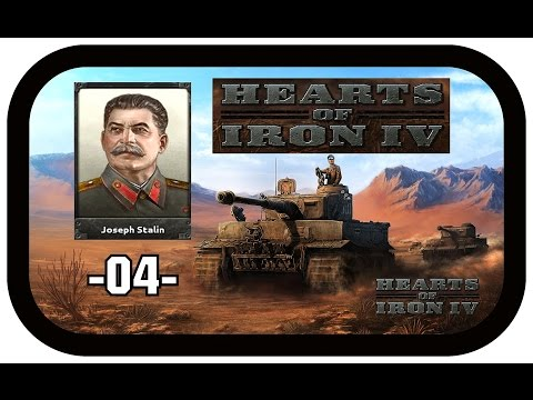 💥 HEARTS OF IRON IV 🌏 [Russland] -04- Der Krieg in Finnland | Let's Play HoI 4