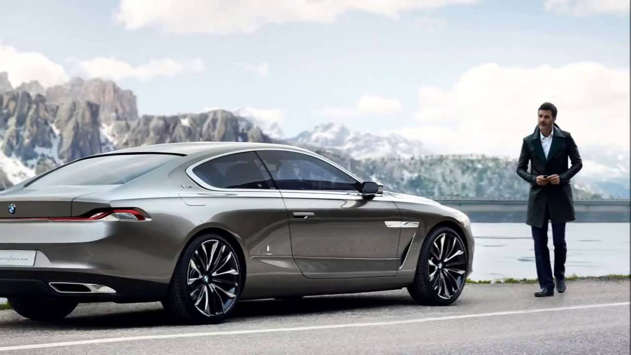 Preview New 2016 Bmw 8 Series Pininfarina Gran Lusso Coupe Concept