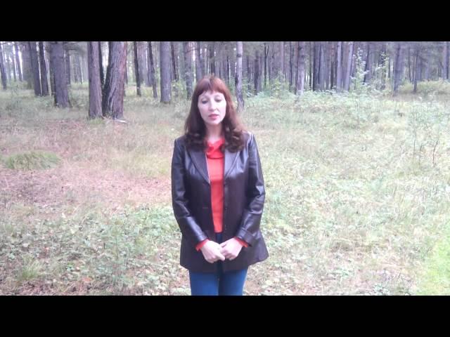 Изображение предпросмотра прочтения – МаринаМедянцева читает произведение «Октябрьский рассвет» И.А.Бунина