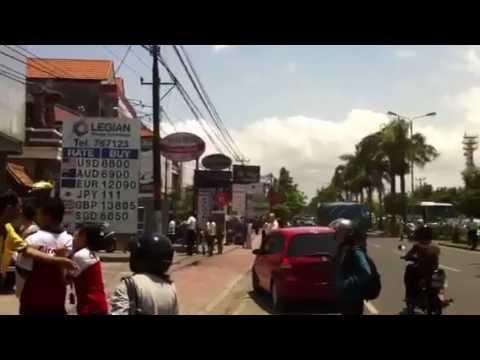 Bali earthquake 6,8 SR, Oct 13,2011