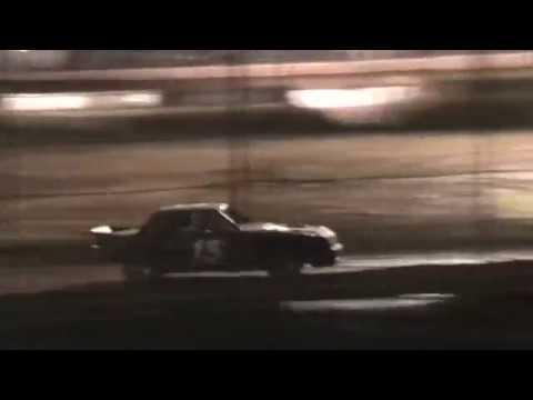Abilene Speedway Mini Stock , my best race