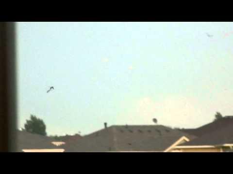 UFO's over Commerce City, Colorado