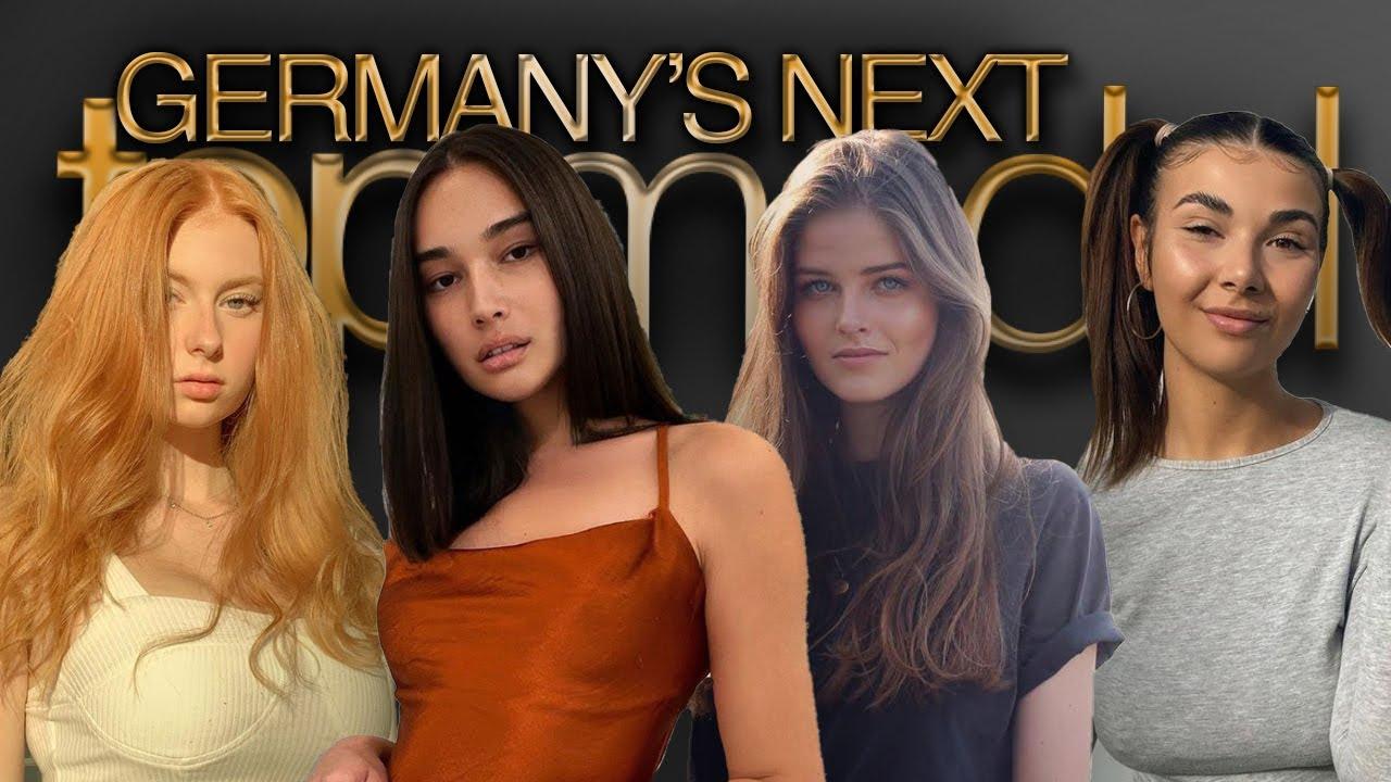 Gntm 2021 Models Alle 31 Neuen Kandidatinnen Spoiler Youtube