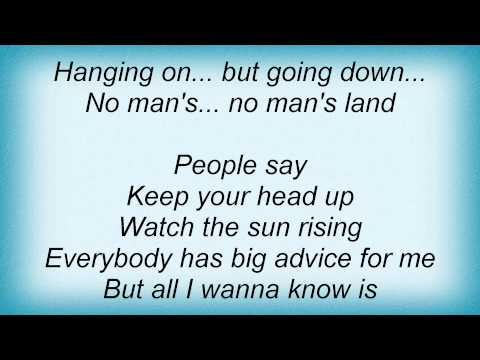 Beverley Knight - No Man's Land Lyrics_1