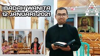 IBADAH WANITA-12 JANUARI 2021||GKJW CANGKRING