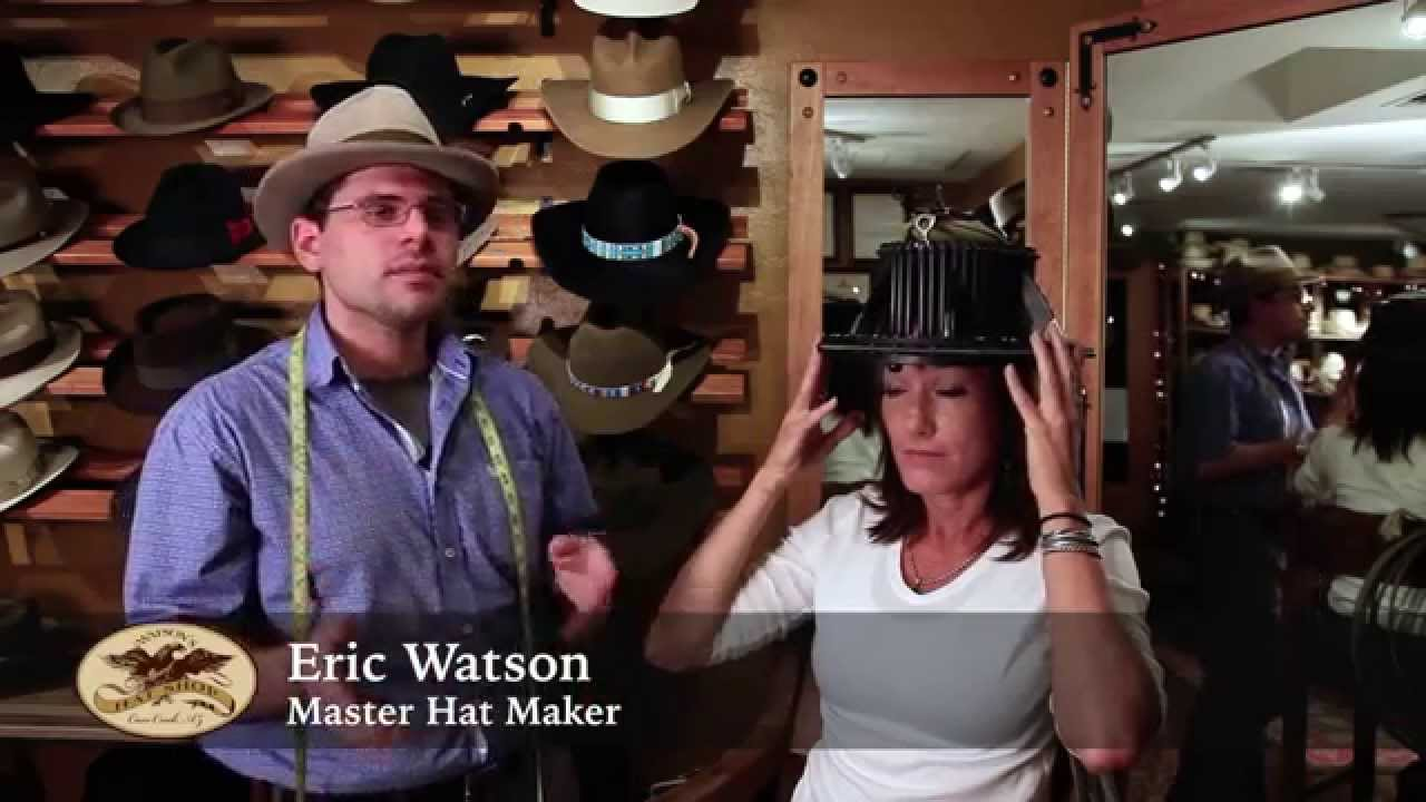 37f15dd1c6c935 Custom Hats - Watson's Hat Shop