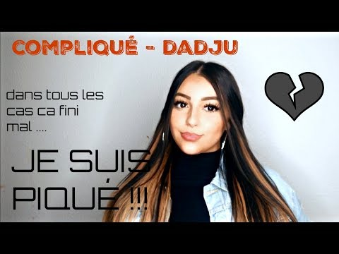 Compliqué ( VERSION FILLE) - Djena Della ( DADJU Cover )