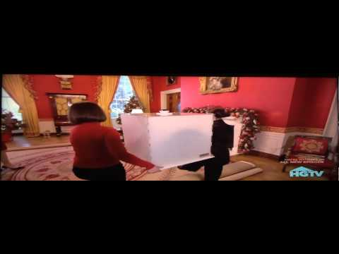 CakeSafe at the White House Christmas Special