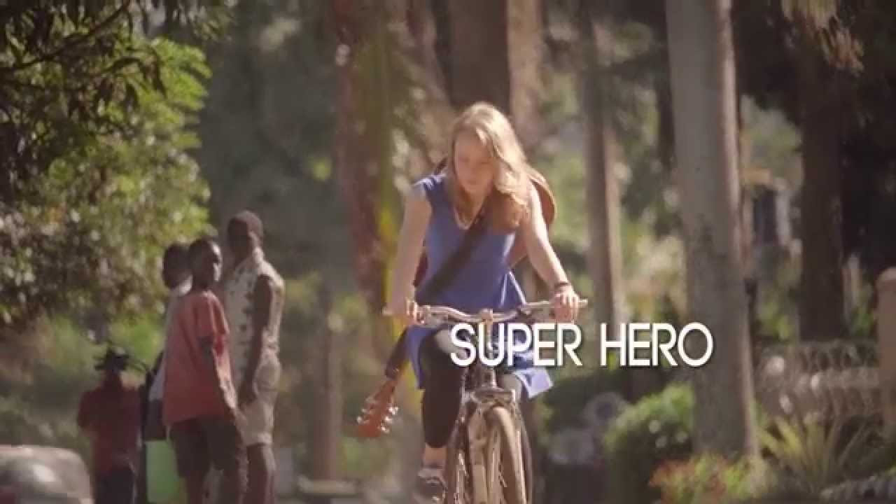 Lyrical Mycheal - Super Hero X Hannah Marie  (Official Video)