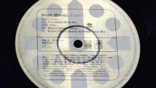 I like it - Angel moraes