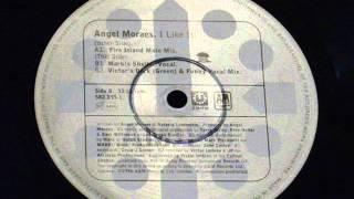 I like it - Angel moraes