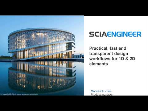[EN] SCIA Engineer 17 – The New and Powerful Concrete Design
