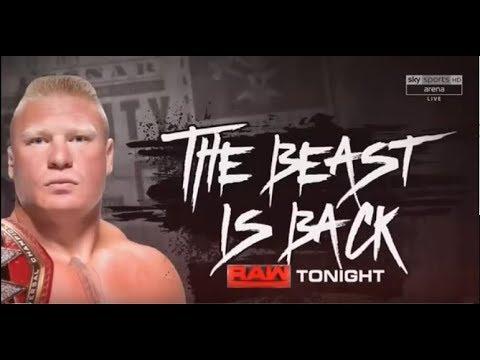 WWE RAW Highlights-Monday Night | HD |