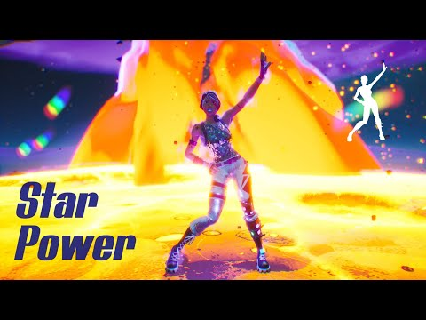 Star Power With Female Skins Ft. Sparkle Specialist (Fortnite Music Video)