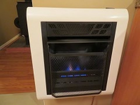 vent free gas heater cleaning the pilot light