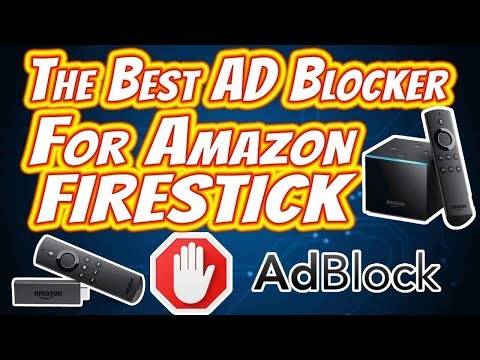 How To Block All ADS And PopUp Ads From Amazon Firestick & Fire TV