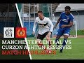 MATCH HIGHLIGHTS: Manchester Central Vs Curzon Ashton Reserves