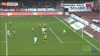 Eintracht Braunschweig 3:2 FC Hansa Rostock 24.Spieltag |11/12