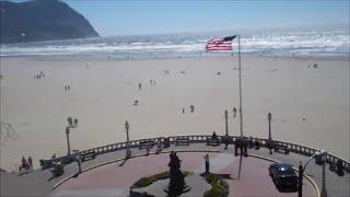 Seaside, Oregon, Shilo Inn and the End of the Lewis & Clark Trail - Oregon Coast