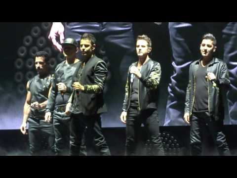 New Kids On The Block 'One More Night' (Opening) Charlotte, NC @ The Spectrum Center 7.13.17